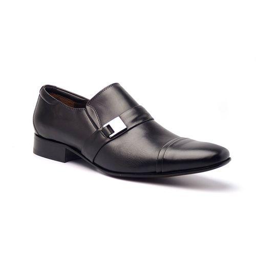 Sapato Social Masculino em Couro Mont Bianco RDF 1400