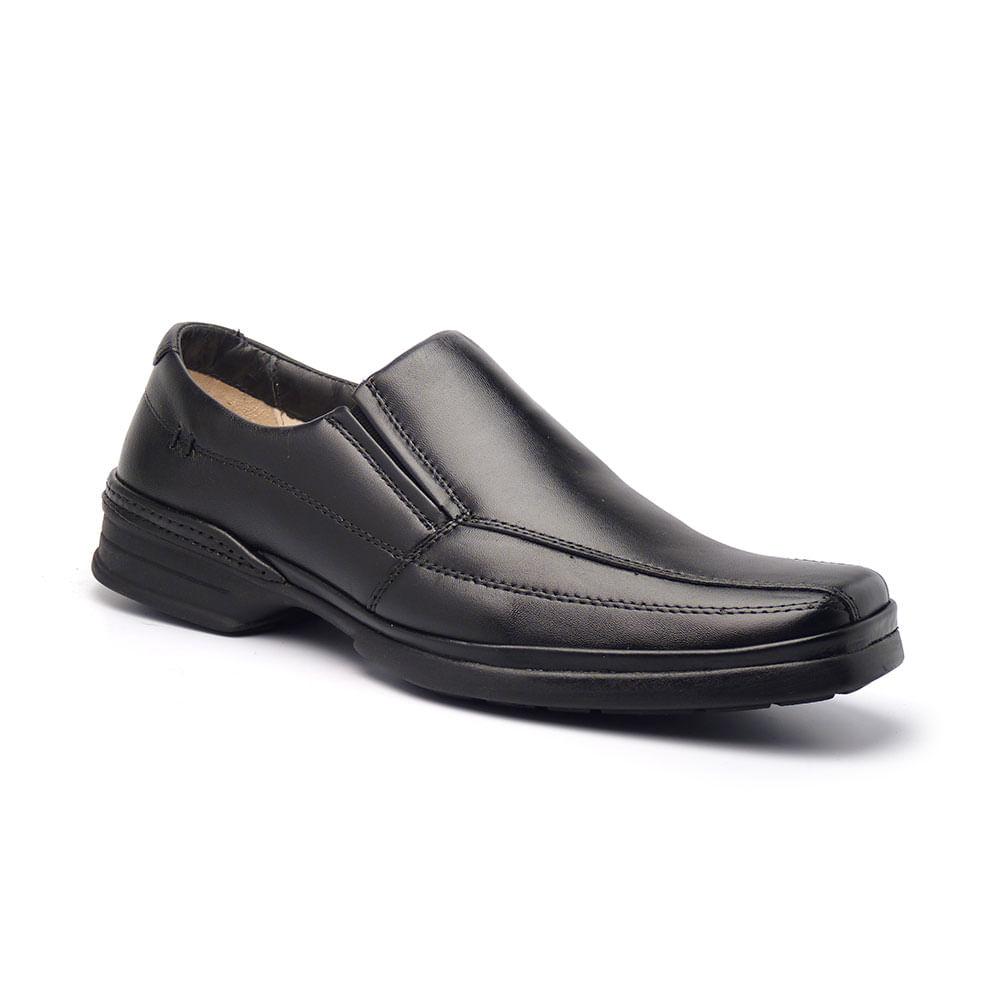 Sapato Casual Masculino em Tecido Mestiço ATS 19201