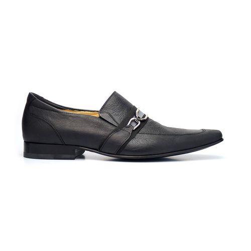 Sapato Esporte Fino Kle 6202 Np/Fs