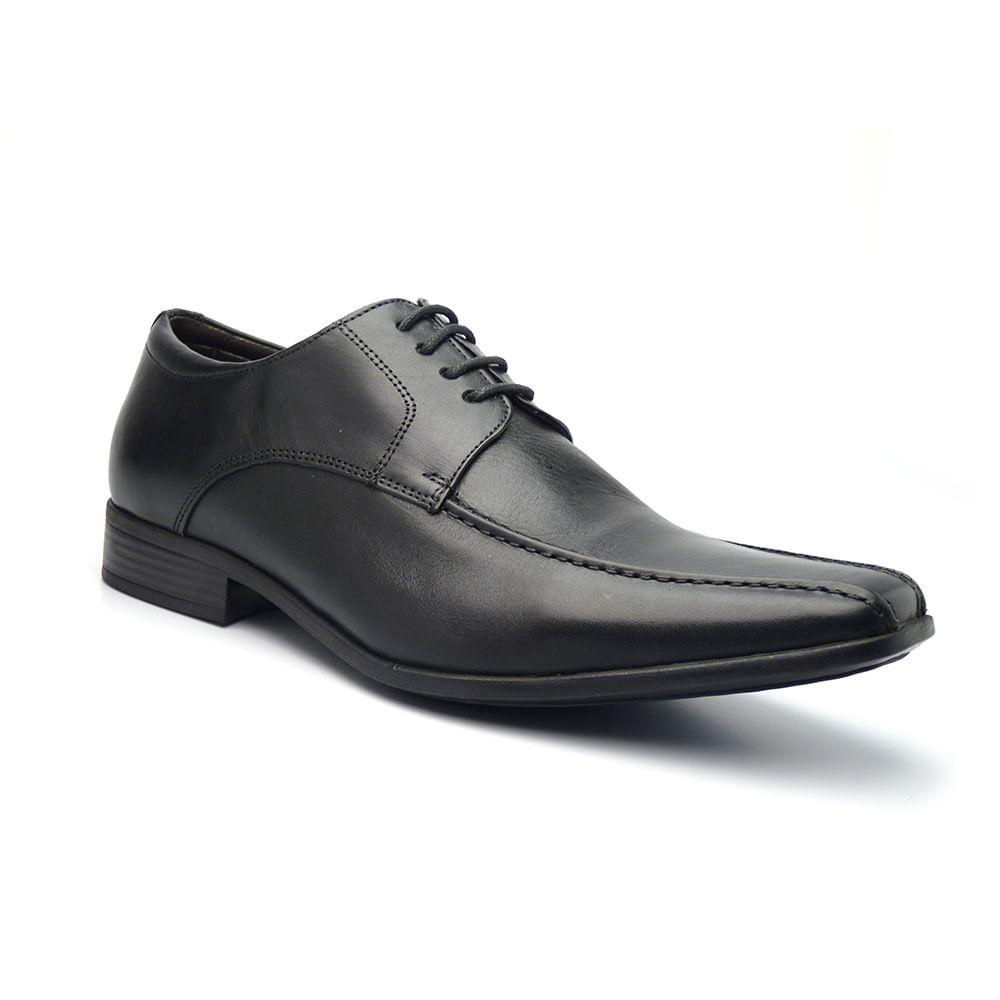Sapato Esporte Fino Masculino em Couro Naturale NFM 502