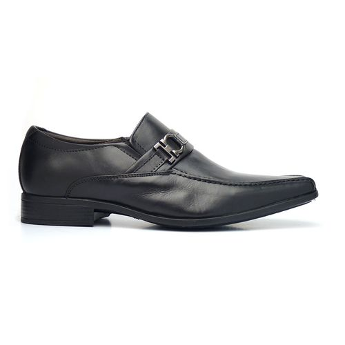 Sapato Esporte Fino Masculino em Couro Naturale NFM 503
