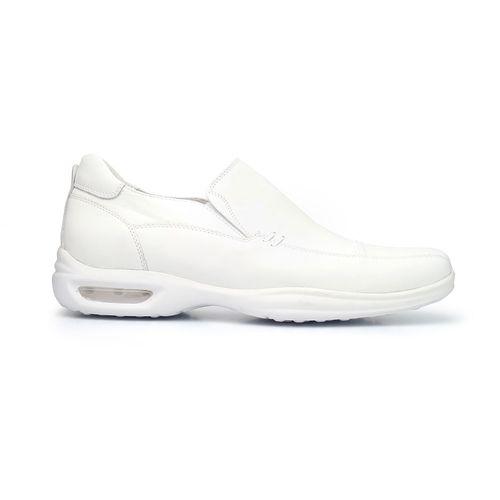 Sapato Casual Masculino em Couro Pelica Vegetal ARB 801