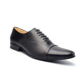 Sapato Social Masculino em Couro Vitello Italiano SLV 13000