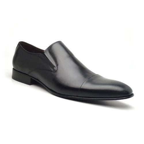 Sapato Social Masculino em Couro Vitello Italiano VLE 45023