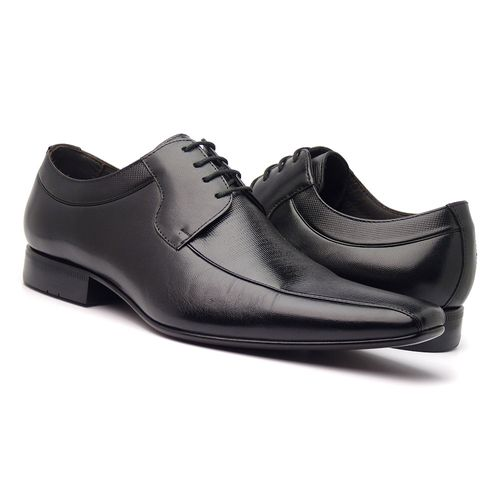 Sapato Social Masculino em Couro Pelica Vegetal Diam. FNK 9570