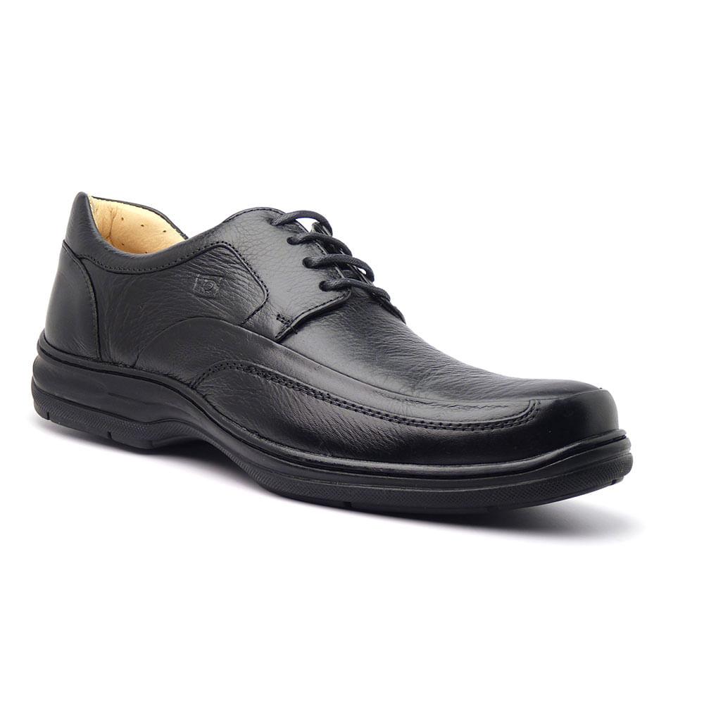 Sapato Casual Masculino em Couro Soft SLU 13827