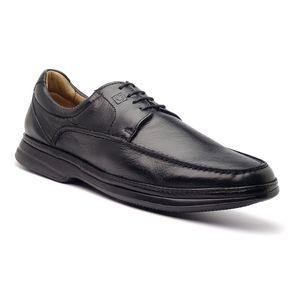 Sapato Casual Masculino em Couro New Floater ELI 8351