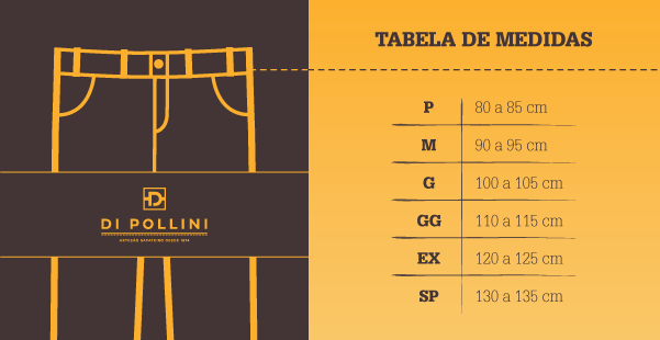 Tabela Cintos