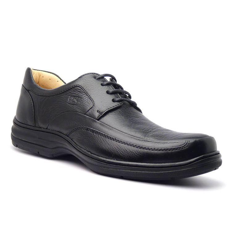 e401cc120 Sapato Casual Masculino em Couro Soft SLU 13827 - DiPollini
