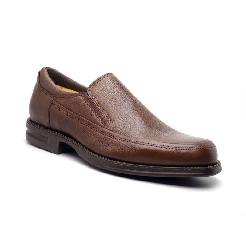 c28ba680f0 Sapato Masculino Casual em Couro Floater MRN 906 - DiPollini