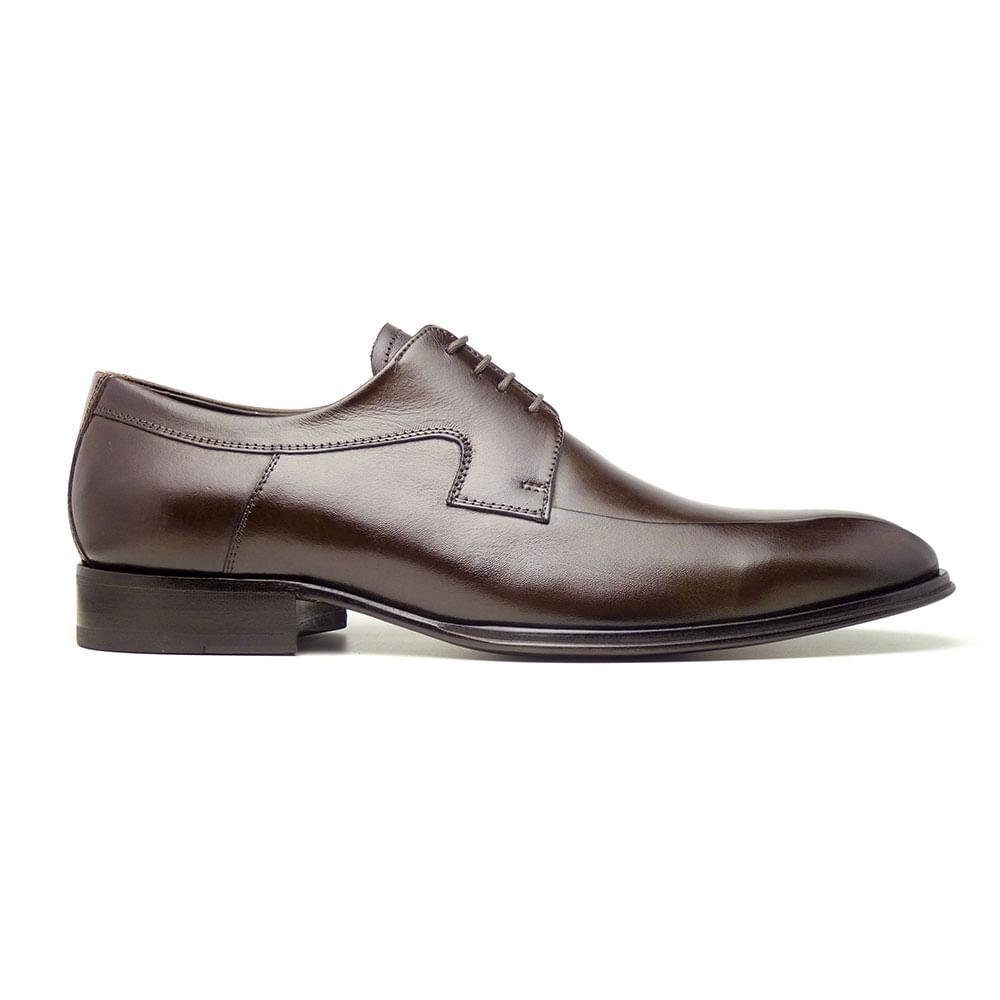 e3a9918bf Sapato Social Di Pollini em Cromo Arg LCP 7000 - DiPollini