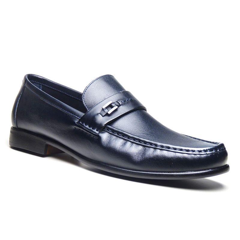 Sapato Mocassim Masculino Di Pollini Couro Tivoli LEM 551 - DiPollini e19cd29ea62