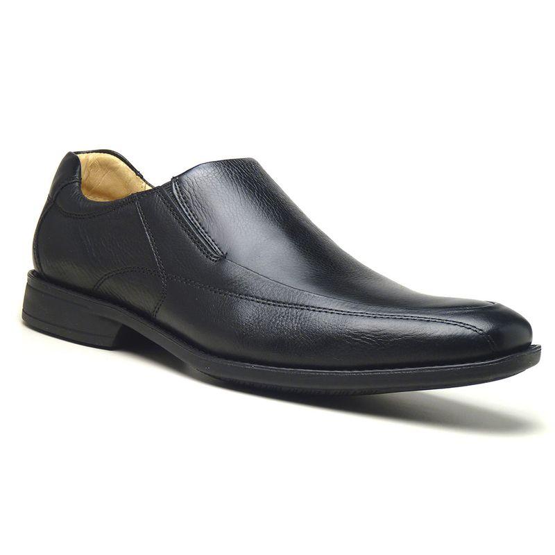 b7143f1e23 Sapato Casual Masculino Di Pollini Couro Floater TMC 9246 - DiPollini