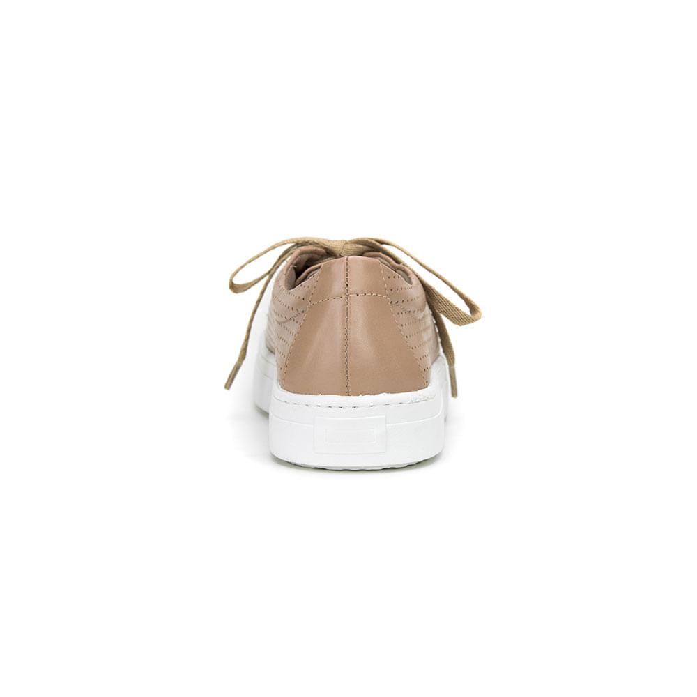 d423521ba Tenis Sneaker Feminino Di Pollini Donna Couro Napa Jade MS 4074189 ...