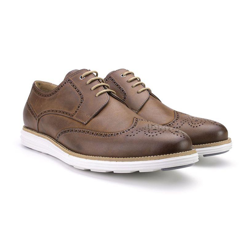 eb27322b3 Sapato Derby Masculino Di Pollini Ceroso SCB 752 - DiPollini