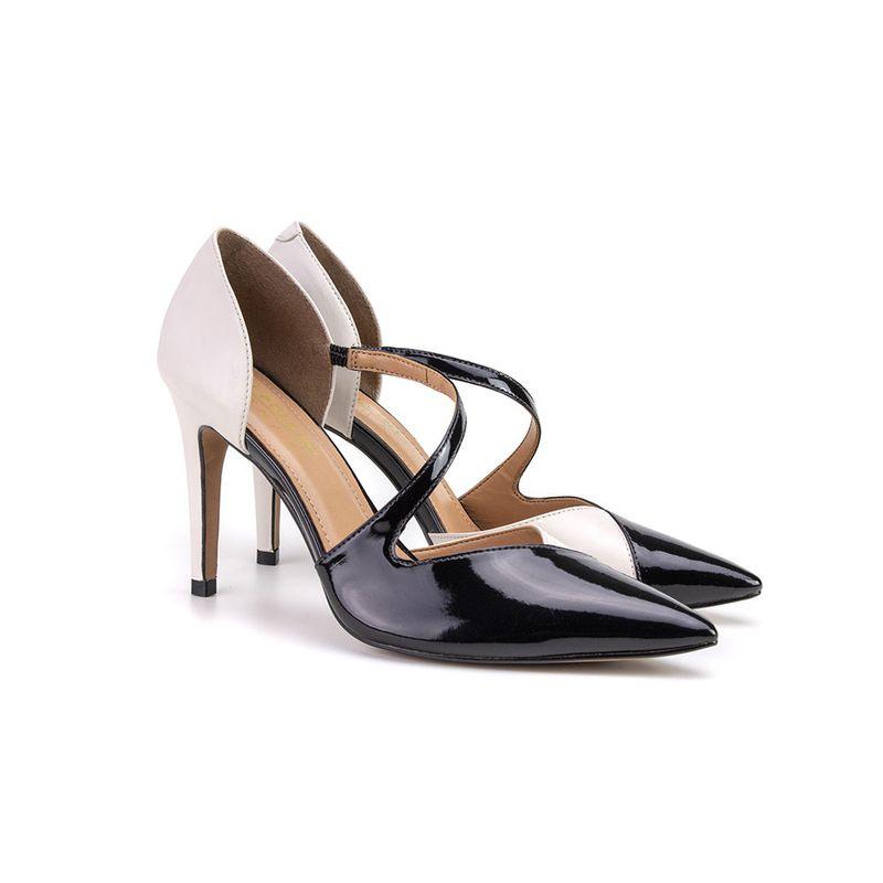 scarpin-feminino-dipollini-donna-bicolor-tb-0139339-preto-branco-01