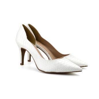 18c640ab4b Scarpin Fashion Feminino VNC 1810101 ESCALIBUR